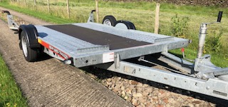 Brian James A2 Car Trailer 2