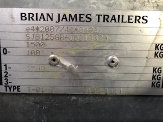 Brian James A2 Car Trailer 5